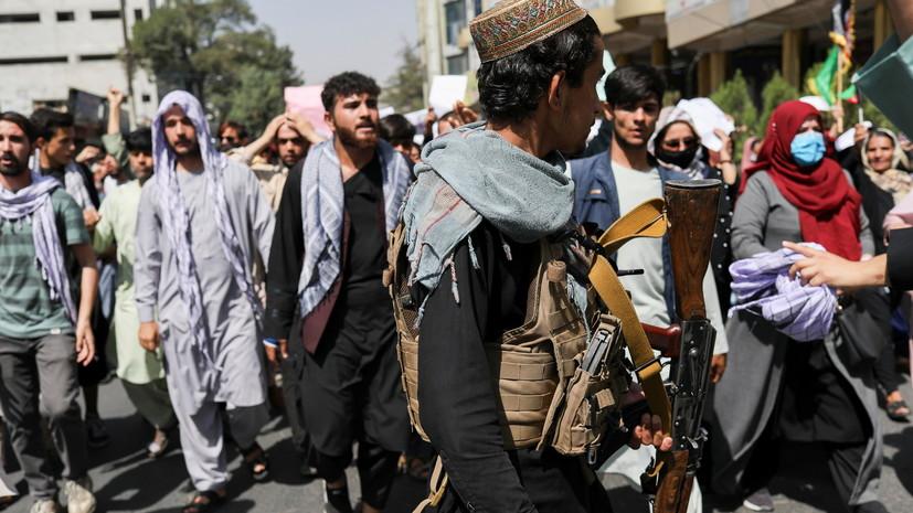 Небензя: только афганцы могут определять судьбу своей страны