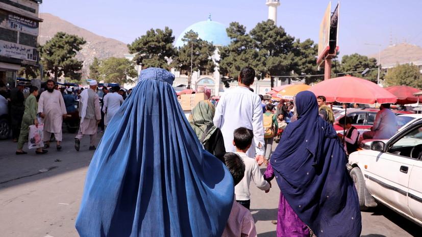 Небензя: у ООН нет серьёзных проблем с доставкой гумпомощи в Афганистан