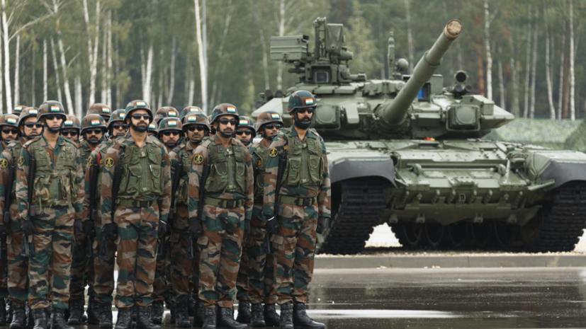 НАТО призывает к прозрачности при проведении учений «Запад»