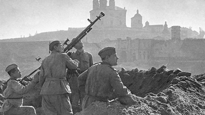 РВИО опубликовало рассекреченные документы о Смоленской битве