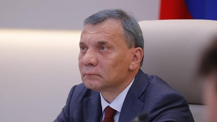 Вице-премьер Борисов посетил церемонию прощания с главой МЧС Зиничевым