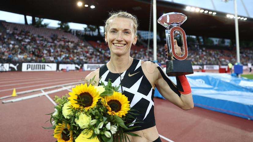 За пять метров: как Сидорова показала лучший результат в прыжках с шестом за 12 лет и выиграла Бриллиантовую лигу