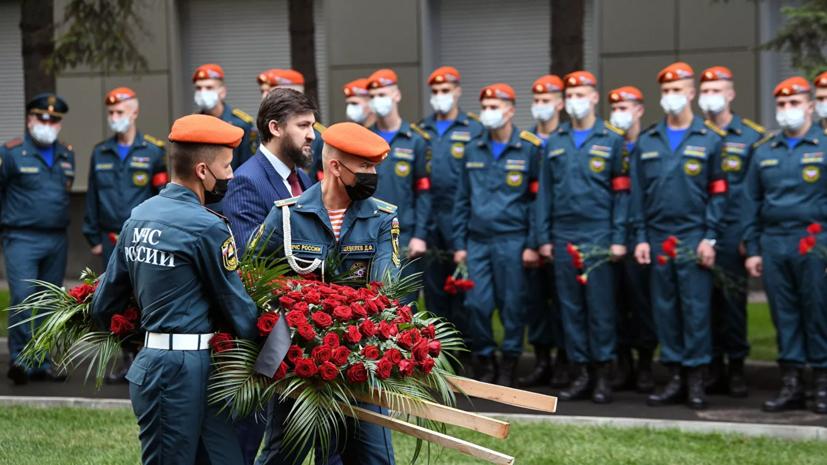 Губернатор Красноярского края поделился воспоминаниями о Зиничеве