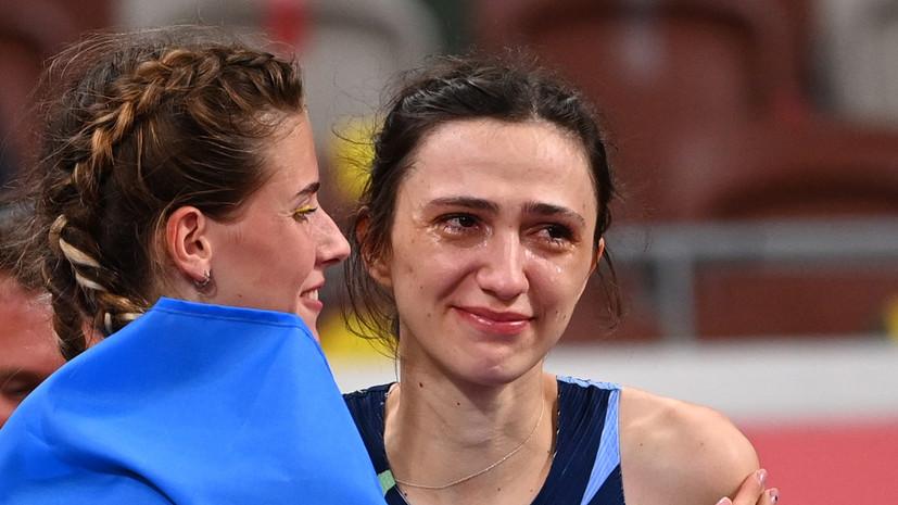 «Невозможно комментировать идиотизм»: как легкоатлетку Магучих вновь затравили на Украине за фото с Ласицкене