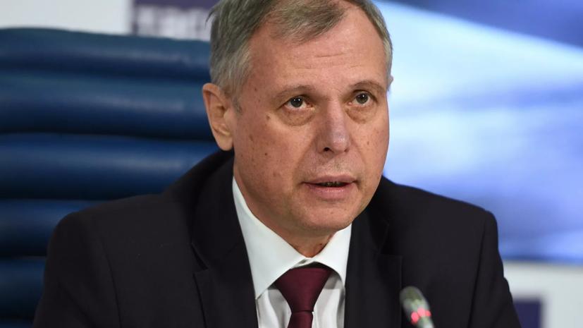 Путин назначил генерал-полковника Чуприяна врио главы МЧС