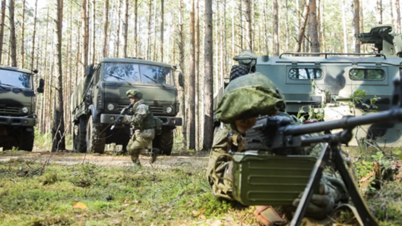 Украинский генерал высказался об учениях «Запад-2021»