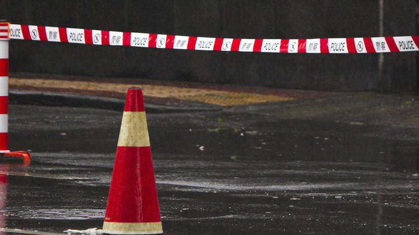 Восемь человек погибли в результате взрыва газа в КНР