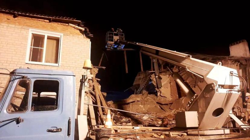 В Липецкой области пообещали финансово помочь пострадавшим в результате взрыва газа