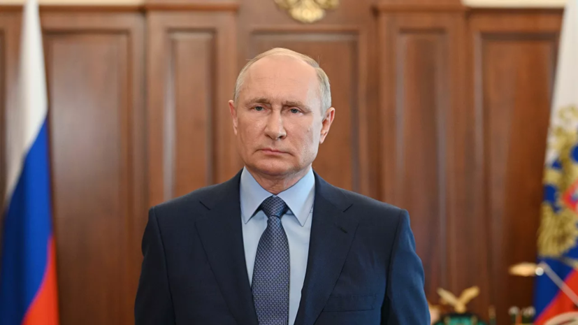 Путин: Москва в пандемию находит баланс между ограничениями и развитием