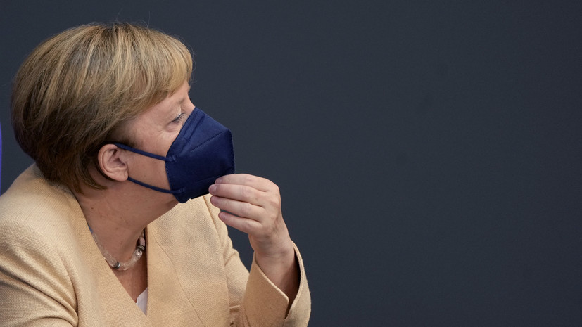 Меркель высказалась о военной кампании Запада в Афганистане