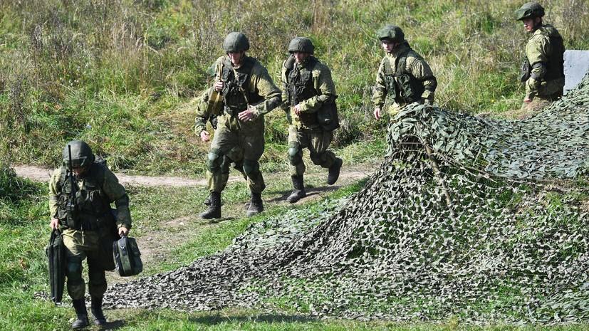«Повышают градус «российской угрозы»: почему Киев заявил о «серьёзных рисках» для Украины из-за учений «Запад-2021»