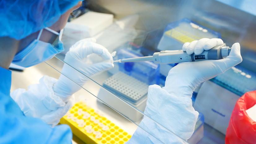 В России зарегистрировали 18 554 случая коронавируса за сутки