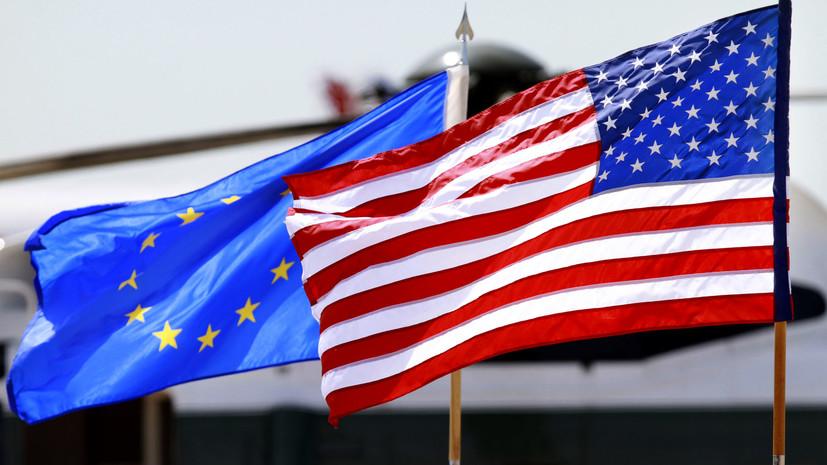 «Суть вмешательства, осуществляемого годами»: США разработают новую программу по «поддержке демократии» в Европе