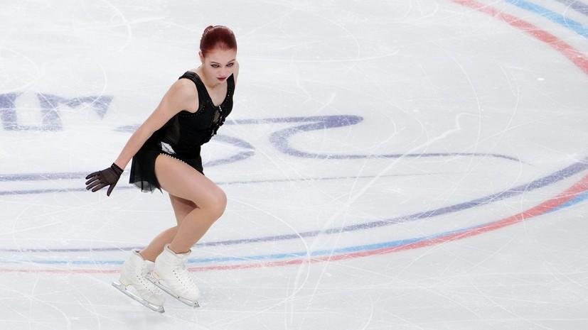 Вопрос вкуса: Трусова исполнила пять четверных и затмила Валиеву на контрольных прокатах сборной России в Челябинске