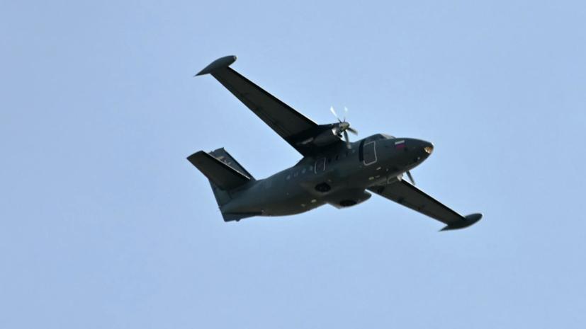 СК: пассажиры совершившего жёсткую посадку в Иркутской области самолёта выжили