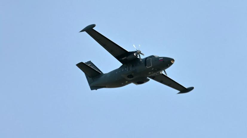 Спасатели добрались до места жёсткой посадки самолёта в Иркутской области