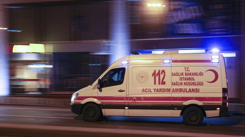 Генконсульство России выясняет обстоятельства ДТП с автобусом в Турции