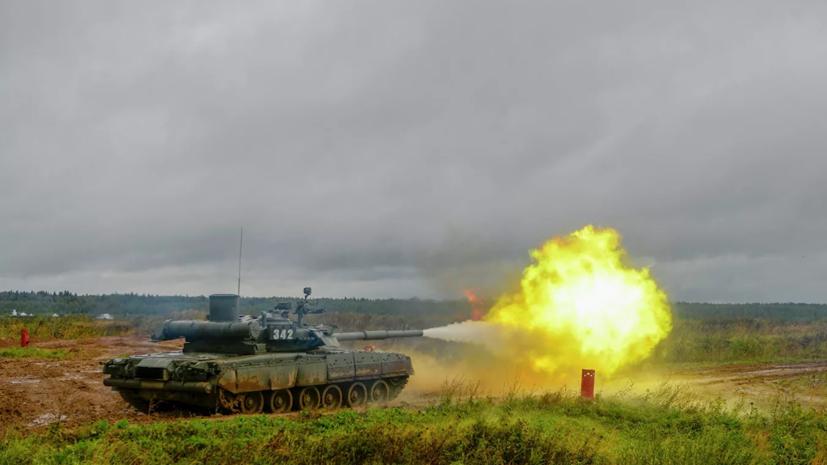 Учения танковой дивизии ЦВО стартовали в Челябинской области
