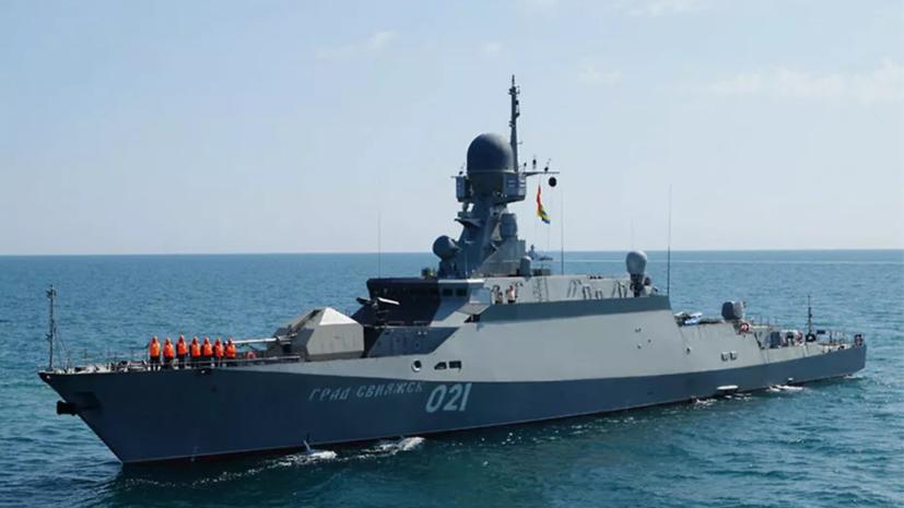 Малый ракетный корабль «Град» спустят на воду 17 сентября в Зеленодольске