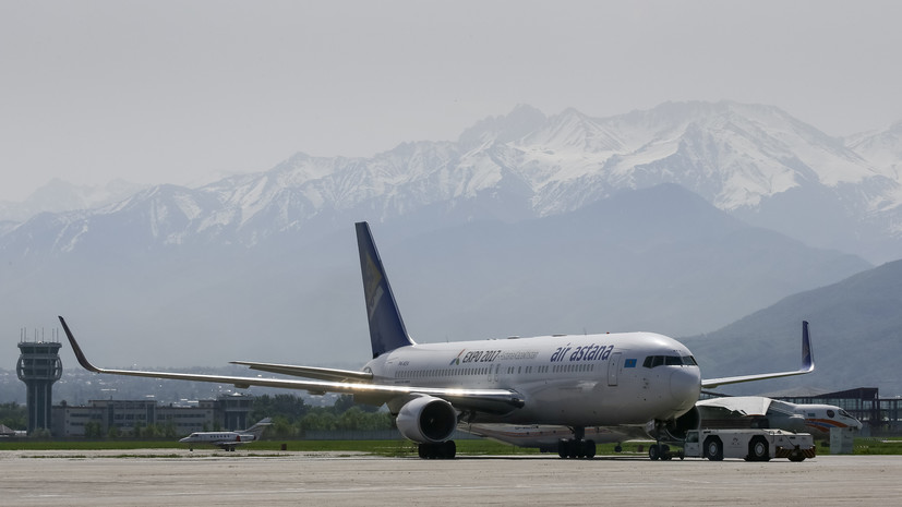 В Казахстане сообщили об отсутствии планов по возобновлению авиасообщения с Кабулом