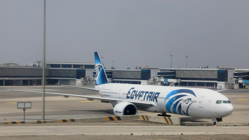 Egypt Air начнёт впервые выполнять рейсы из Каира в Тель-Авив