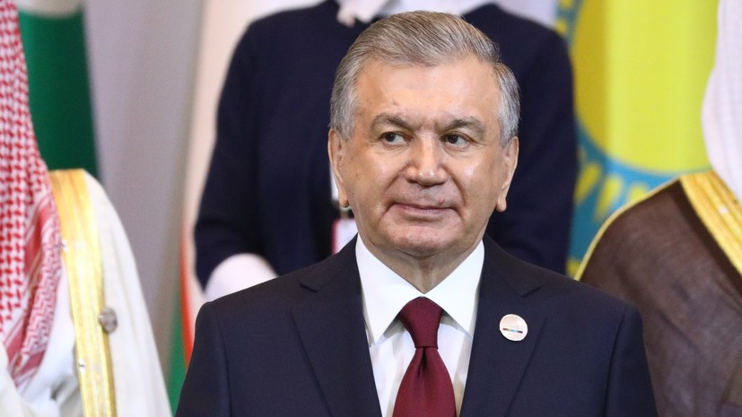 ЦИК зарегистрировала Мирзиёева кандидатом навыборах президента Узбекистана
