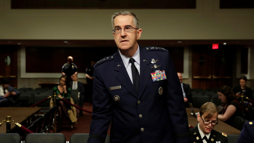 Военные эксперты Подберёзкин и Леонков высказались по поводу слов генерала США о войне с Китаем и Россией