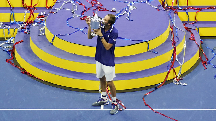 Теннисист Медведев высказался о возможном представлении к государственной награде