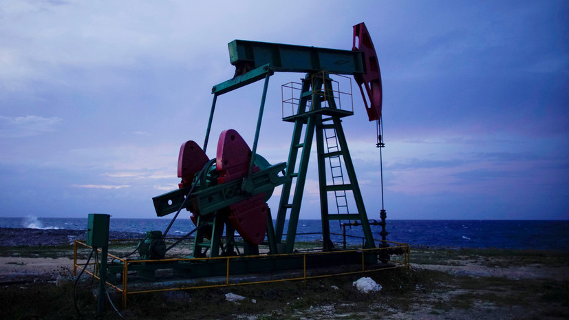 Ураганный рост: цена нефти Brent впервые за полтора месяца превысила $74 за баррель