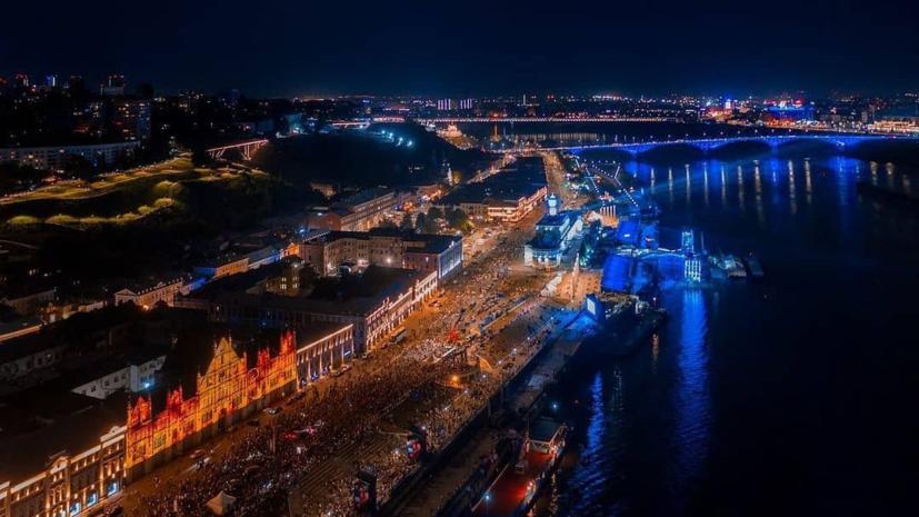 В Нижнем Новгороде пройдёт международный форум «ИнтерВолга-2021»