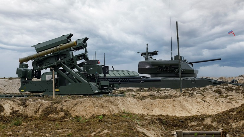 От новой БМП до беспилотников: какая техника дебютировала на учении «Запад-2021»