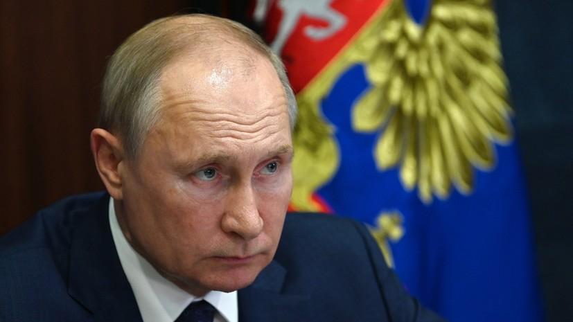 Гинцбург заявил, что Путину будет достаточно недели самоизоляции