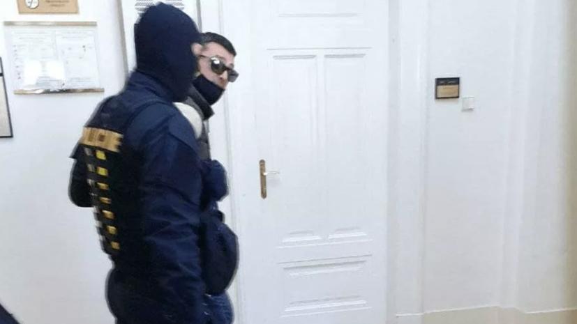 Суд в Чехии арестовал россиянина Франчетти