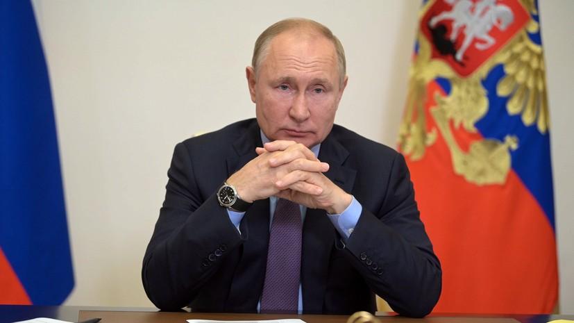 «Посмотрим, как сработает «Спутник V»: Путин ушёл на карантин из-за случаев заболевания COVID-19 в его окружении