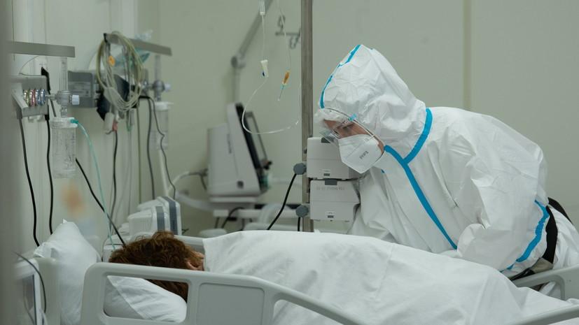 Мурашко назвал число находящихся под наблюдением врачей россиян с коронавирусом