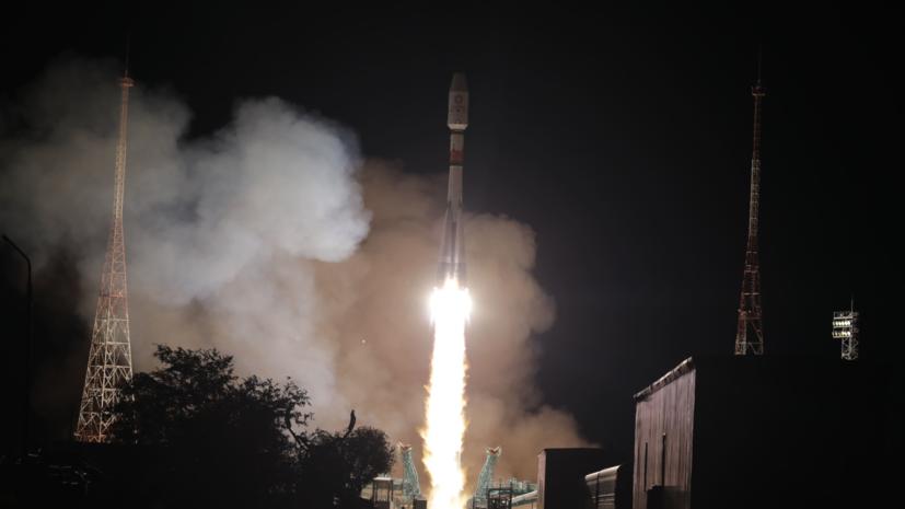 Рогозин прокомментировал пуск ракеты «Союз-2.1б» соспутниками OneWeb
