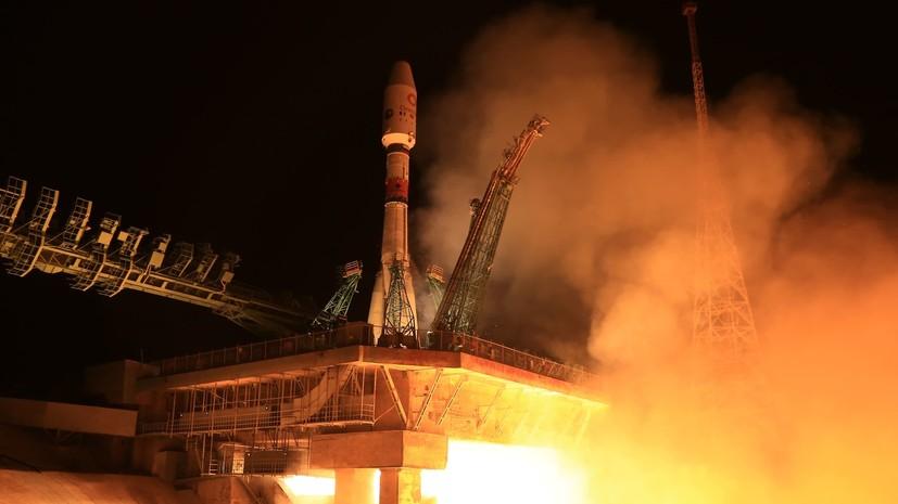 В «Роскосмосе» заявили оботделении первой и второй партий спутников OneWeb от «Фрегата»