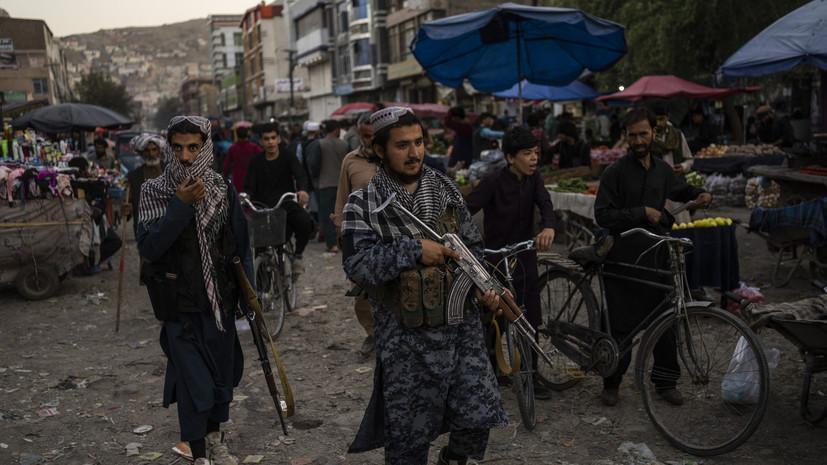 В США рассказали о возобновлении эвакуации афганцев