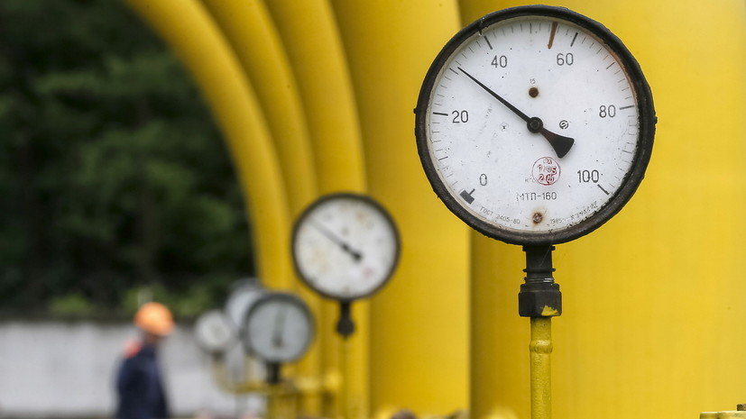 На Украине заявили о риске потери Европой транзита газа через страну