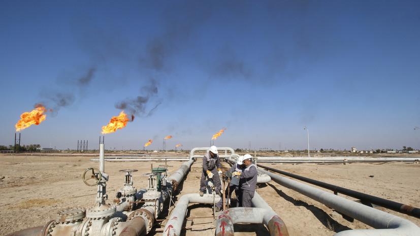 Цена на газ в Европе превысила отметку в $950 за тысячу кубометров