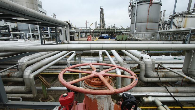 В Кремле прокомментировали ситуацию с ростом цен на газ в Европе