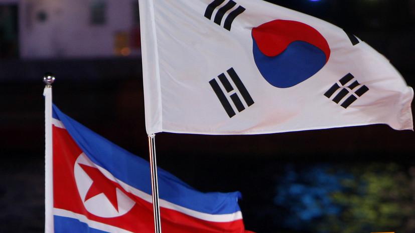 Москва призвала Сеул и Пхеньян не нагнетать напряжённость после ракетных пусков