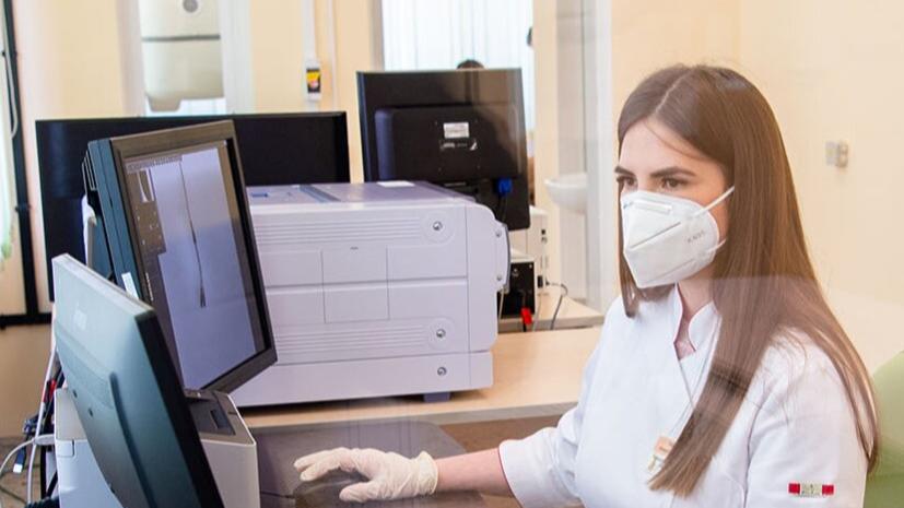 В Москве рассказали о телемедицинских консультациях для беременных пациенток с COVID-19