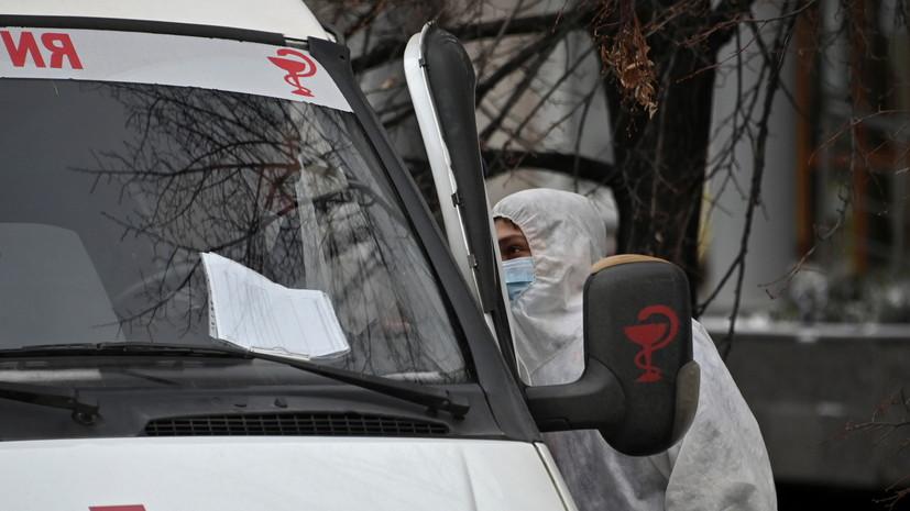 В Томской области прокомментировали ситуацию с заболеваемостью COVID-19