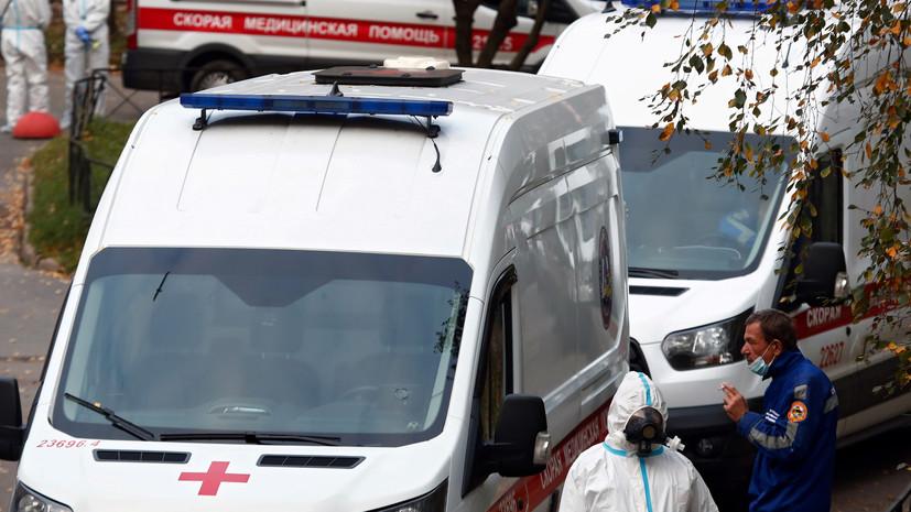 В Самарской области прокомментировали ситуацию с заболеваемостью COVID-19
