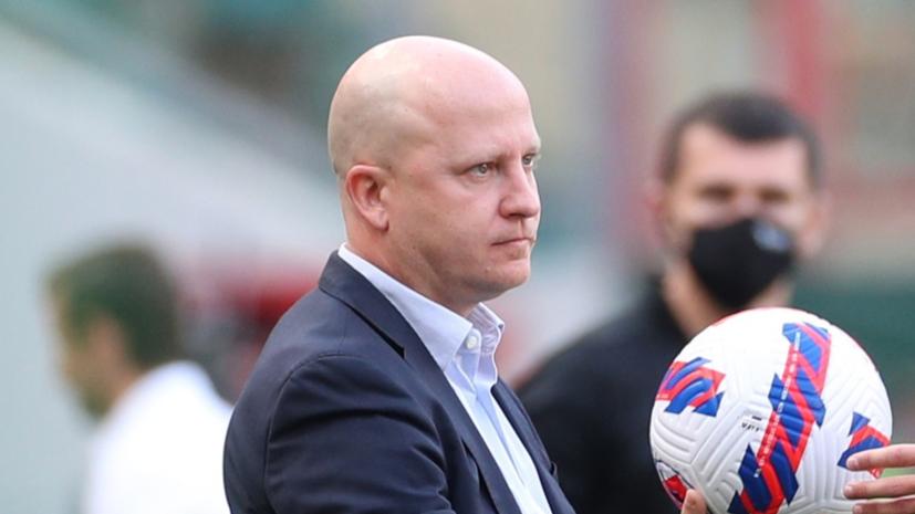 Тренер «Локомотива» Николич оценил новичков команды