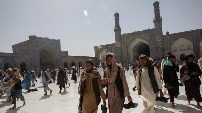ОДКБ предлагает НАТО выработать общие подходы по Афганистану