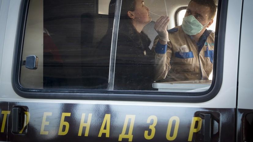 Мурашко отметил вклад работников Роспотребнадзора в борьбу с коронавирусом