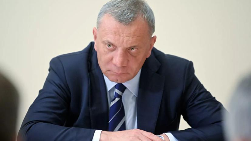 Борисов заявил о лидерстве России в создании оружия на новых физических принципах