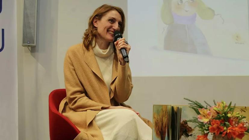Наринэ Абгарян рассказала о своём романе «Симон»